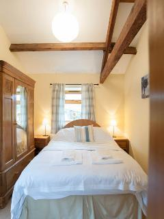 The en-suite double bedroom