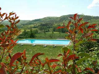 5 bedroom Villa in Bucine, Siena and surroundings, Tuscany, Italy : ref 2294085