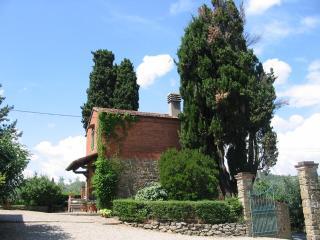 Cordiale ospitalità in Toscana, Monte San Savino