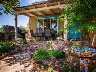 Two Casitas- Wisteria -I Want to Move to Santa Fe and Live in this Home!