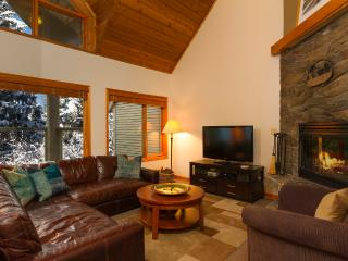 True ski-in, ski-out townhome with private hot tub, Whistler