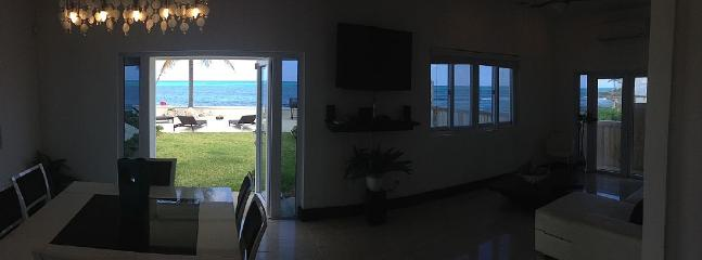 Panoramic Ocean views from your living, dining and kitchen!