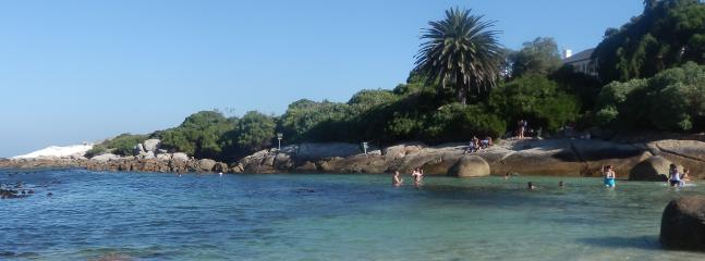 Beautiful Water's Edge Beach, about 300m away from Thalassa
