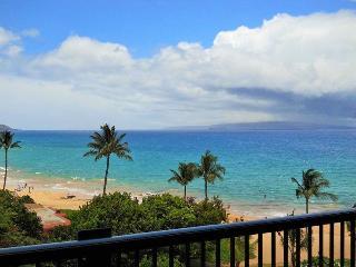 Mana Kai Maui 2 Bedroom Ocean View 615C, Kihei