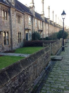 The Vicars Close