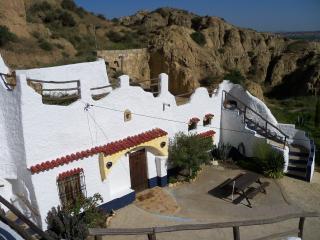 Wren de la casa inusual Barranco del Armero, Guadix