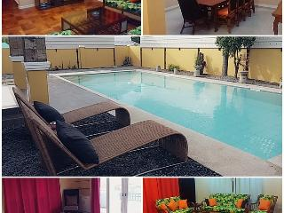 Sunset Pool Villa Daily Rental In Angeles Pampanga, Angeles City