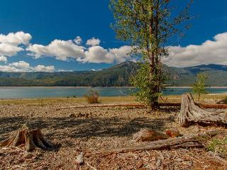 Looking for a genuine cabin retreat on Lake Cle Elum?  3BR + Loft | 2 BA, Ronald