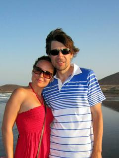 Your hosts Gaia and Merketa. We are looking forward to sharing our paradise with you :)