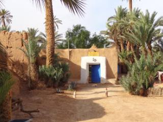La maison saharaouie - Ferme-Gite traditionnelle