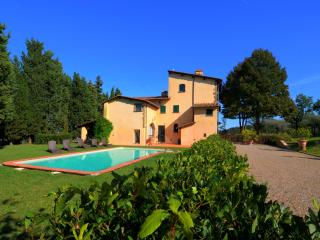 Villa Selva Bellosguardo, Lastra a Signa