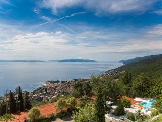 Opatija Hills - luxury villa astonishing scenery