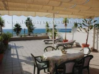 Burriana Beach 401 Front Line Apartment, Nerja