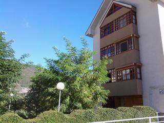Apartamento rural con jardin y barbacoa, Biescas