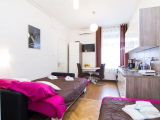 New cosy apartment in center, Zagreb