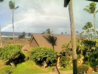 Beach, Ocean, Sunset Views, Top Floor, End Unit, Maunaloa