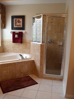 Master bathroom - Second floor