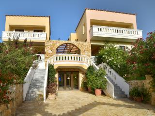 Olive Farm Villa, with private pools, Chania Town