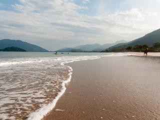Casa 05 minutos da praia de Lagoinha - Ubatuba