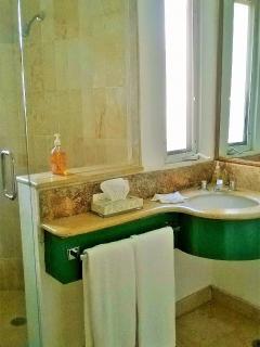 baño completo en segunda habitación
