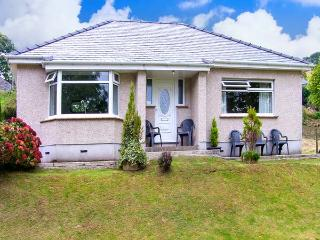 TIRIONFA, detached, all ground floor, large garden, walks from doorstep, in