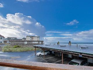 Elegant condo with beautiful ocean views & nearby beach access!
