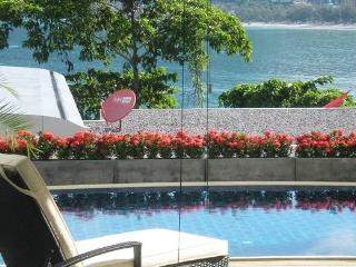 Atika villas villa1 oceanfront serviced pool villa, Patong