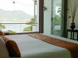 Atika villas villa1 oceanfront serviced pool villa