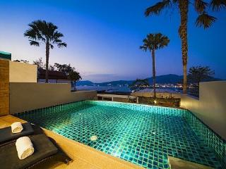 Atika Villas villa 2 oceanfront serviced pool vill, Patong