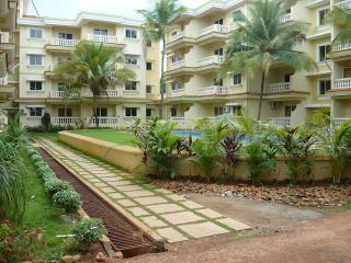 Service Apartment in Varca-Sea Coast Retreat-1 BHK, Salcette