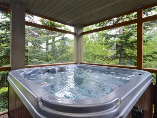 Huge Private Hot Tub - Village location - sleeps 6, Whistler