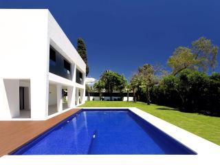 Modern Villa walk to Puerto Banus