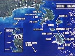 surf camp siberut, holiday rental in Pulau Masokut