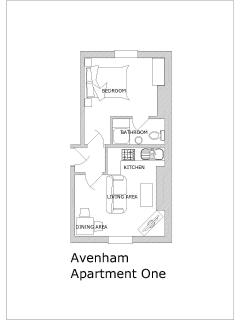 Avenham One Floor Plan