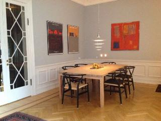 Beautiful luxurious Copenhagen apartment near Tivoli, Kopenhagen