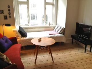 Cozy Copenhagen apartment in popular area near Enghave, Kopenhagen