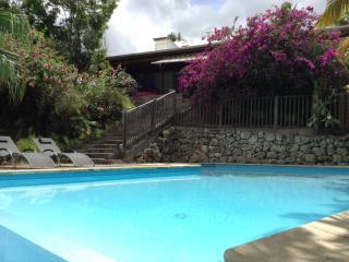 Blue Villa, charmante villa avec piscine, Ste Anne, Sainte-Anne