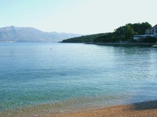 Apartment PLAZA*** - steps from the beach, Korcula Town
