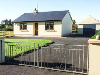 MULLAGH COTTAGE, detached, all ground floor, electric fire, WiFi, patio with fur