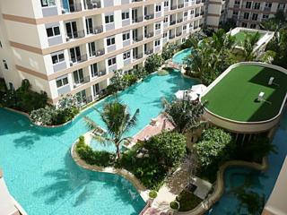 Park Lane Jomtien Residence 1-bed, Pattaya