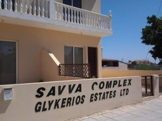 SAVVA COMPLEX (1bedroom) APARTMENT, Pervolia