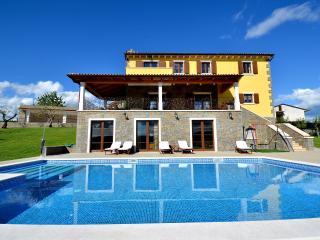 Villa Maslina-luxury Istrian Villa, Buzet