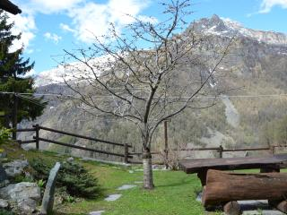 Studio with stunning views, Valtournenche