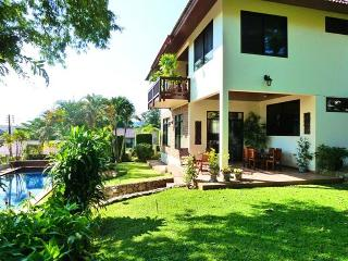 3 Bedroom pool villa near beach in Phuket Thailand, Nai Thon