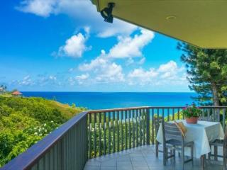 Pu'uwai Hale: Spacious home w/Bali Hai Sunsets and panoramic ocean views!, Princeville