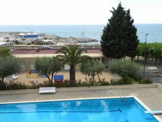 Bonito apartamento frente al mar en LLavaneres MER, Sant Andreu de Llaveneres