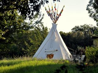 Teepee in the heart of Tuscany, Montemassi