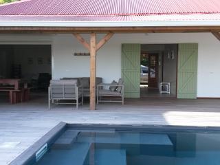 Villa Jacaranda, Capesterre
