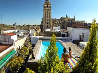 Grandioso apartamento con Piscina Catedral, Seville