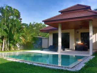 Villa luxe 2 persons with private pool